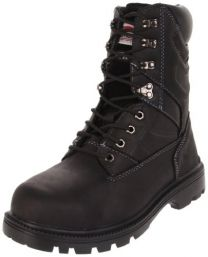 """Avenger 7310 10"""" Leather Safety Toe EH Internal Met Guard High Heat Outsole Work Boot"""