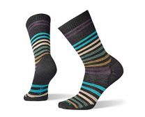 Smartwool Spruce Street Crew Socks - Men?s Ultra Light Cushioned Merino Wool Performance Socks