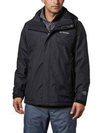Columbia Bugaboo Ii Fleece Interchange Jacket
