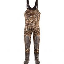 Lacrosse Super Brush Tuff Insulated Waders, 1,200 Gram