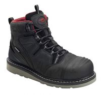 "Avenger Men's Wedge 6"" Carbon Toe Waterproof Leather Work Boot"