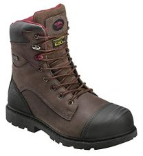 """FSI Avenger Men's Hammer 8"""" 1000g Insulated Waterproof Carbon Toe Puncture Resistant EH Work Boot"""