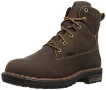 "Timberland PRO Women's Hightower 6"" Alloy Toe Waterproof Industrial and Construction Shoe"