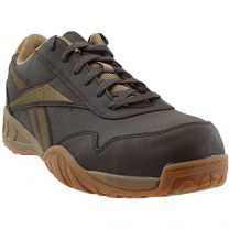 Reebok RB1940 Men's Euro Safety Shoes - Brown