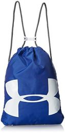 Under Armour Ozsee Sackpack, Royal /White, One Size