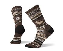 Smartwool Premium CHUP Crew Socks - Men?s Polar View, Medium Cushioned Merino Wool Performance Socks