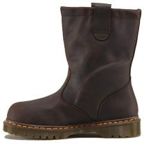 Dr. Martens - Men's 2295 Heavy Industry Boots, Extra Wide, with Internal Met Guard