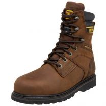 "Caterpillar Men's Salvo 8"" Waterproof Steel Toe Boot"