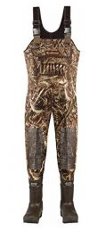 Lacrosse Men's Brush-Tuff Hunting Waders