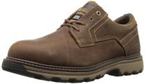 Caterpillar Men's Tyndall Esd Steel Toe Industrial and Construction Shoe