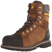 Caterpillar Men's Tracklayer 8 Inch Steel Toe Work Boot
