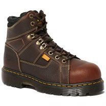 Dr. Martens - Men's Ironbridge Heavy Industry Boots, Extra Wide, with Internal Met Guard