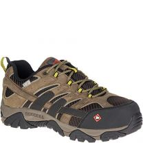 Merrell Moab 2 Vent Waterproof Comp Toe Work Shoe -