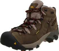 KEEN Utility Men's Detroit Mid Soft Toe Work Boot