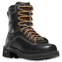 """Danner Women's Quarry USA 7"""" Alloy Toe Boot"""