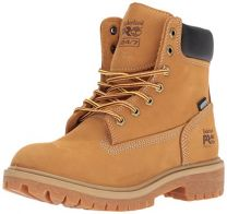 "Timberland PRO Women's Direct Attach 6"" Steel Toe Waterproof Insulated Industrial and Construction Shoe"