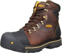 "KEEN Utility Men's Milwaukee 6"" Steel Toe Work Boot"