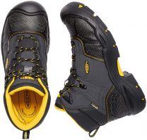 KEEN Utility - Men's Logandale (Steel Toe) Waterproof Work Boot